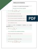 formulario estadisrica