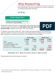 12.2.Basic Partnership Accounting