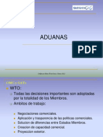 trasparencias aduanas