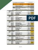 Ndde007 Examschedule Aug 2013v2