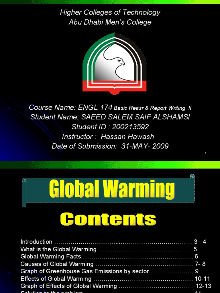 essay on global warming pdf Global climate change triggered by global warming executive summary this paper will offer compelling evidence from a large body of research that global.