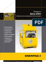 670 Evo Synchronous lift Enerpac
