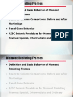 Moment Resisting Frames - Part1