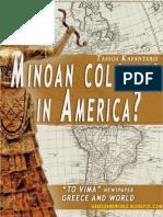 Minoan Colonies in America