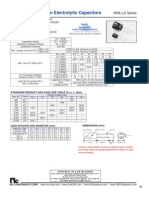 NIC Components NRE-LS Series