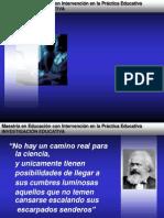 La Investigacion Educativa