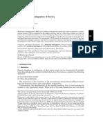 ACM Survey 2009 Navigli