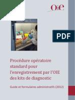 Procédure opératoire