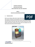 Proposal Explorasi Batubara