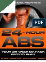 24 Hour Abs-Men
