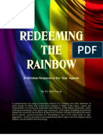 Redeeming the Rainbow - A Christian Response to the Gay Agenda