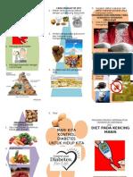 Leaflet Diit Pada Kencing Manis