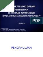 5.Kebijakan MKKI Ttg SerKom 160211