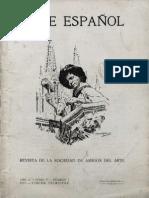 1921. Nº 7.arte español.pag 15.cabré