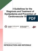 Dyslipidemia Guidelines Presentation v2