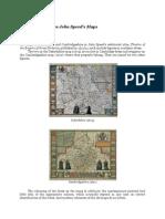 Alex Kerr 2013 - Academic Dress on John Speed's Maps