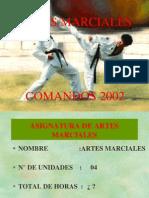 Exp. P.P. Artes Marciales