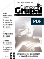 Revista Campo Grupal N 69