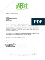 Carta 2 Topra