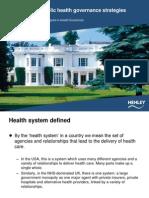 International Health Economics