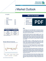 India Market Outlook Aug 2013