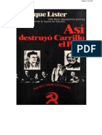 Lister - Asi Destruyo Carrillo El PC