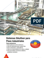 Sistemas Sikafloor Pisos Industriales