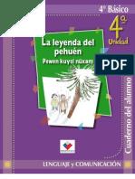 Leyenda El Pehuén