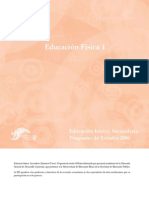 Programa Educ. Fisica i
