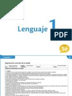 PlanificacionLenguaje1U1