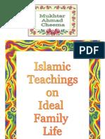 Islamic Teachings on Ideal Family Life 20090222MN