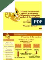 Técnicas sociométricas_M.Torrado