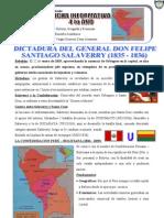 Salaverry y La Confederacion Peruano Boliviana