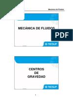 3-Centro de Gravedad y Momentos de Inercia 2013-1