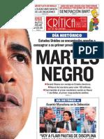 Diario Critica 2008-11-05
