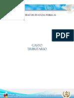 Gasto Tributario en Guatemala
