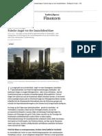 Sorge vor Überbewertungen_ Falsche Angst vor der Immobilienblase - Strategie & Trends - FAZ