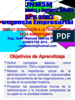 2013 II - GERENCIA EMPRESARIAL - CLASE Nº 01 - FINALIZADO