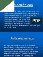 Relé electrónicos (EXPOSICIÓN)