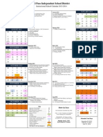 instructional calender episd 2013 2014