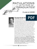 2009 06 07 Seniors Recognition