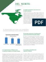 América del Norte - Una región de oportunidades