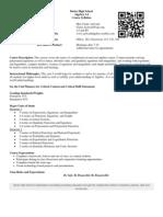 aylward algebra 3-4 syllabus 2013