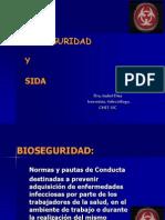 Bioseguridad y Sida