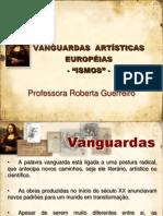 Vanguardas - Oficial