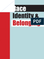 Race Identity and Belonging