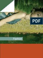 Fashion Design project 2009