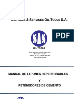 Manual de Tapones y Retenedores S&S Oil Tools1(Pag.1a19)