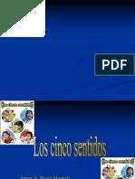 38175 Presentacion Power Point Los Cinco Sentidos