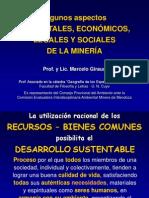 mineria Aspectos legales